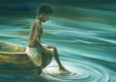 Soloman Island Boy