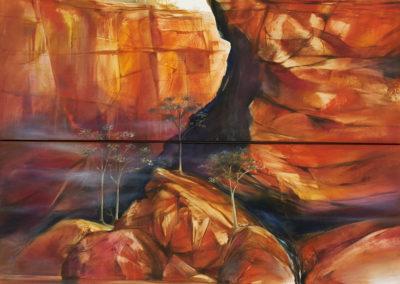 Hot Rocks Panel