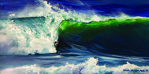 Raglan Wave A