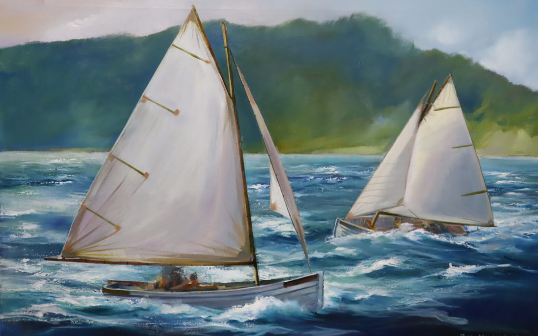 Wind and Sails, Upcoming Exhibition!